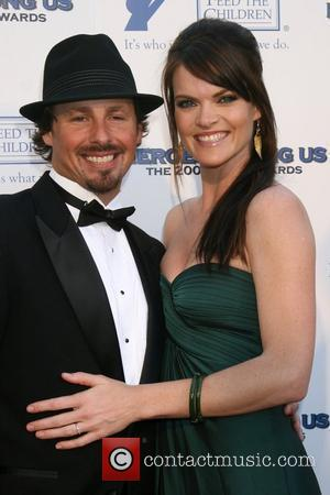 Missi Pyle and guest 2008 Hero Awards at the Universal Hilton Los Angeles, California - 06.06.08