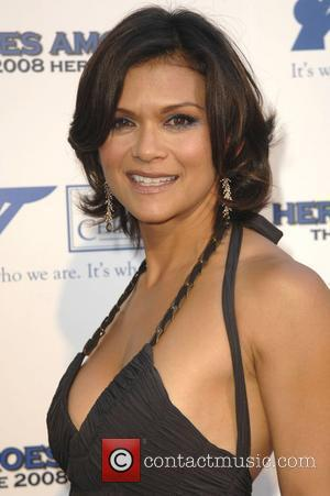 Nia Peeples The 2008 HERO Awards held at Universal City Hilton & Towers Los Angeles, California - 06.06.08