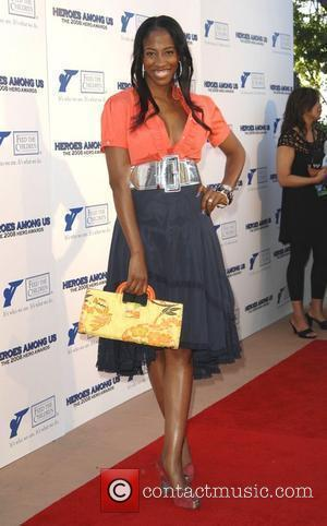 Shondrella Avery The 2008 HERO Awards held at Universal City Hilton & Towers Los Angeles, California - 06.06.08