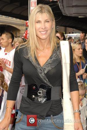 Sharron Davies,  Arrivals at the 'High School Musical' press night at the Hammersmith Apollo London, England - 05.07.08