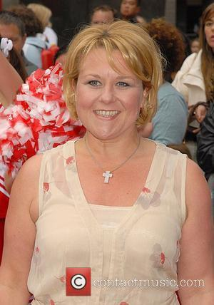 Wendi Peters,  Arrivals at the 'High School Musical' press night at the Hammersmith Apollo London, England - 05.07.08