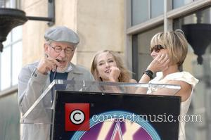 Steven Spielberg, Holly Hunter, Star On The Hollywood Walk Of Fame, Walk Of Fame