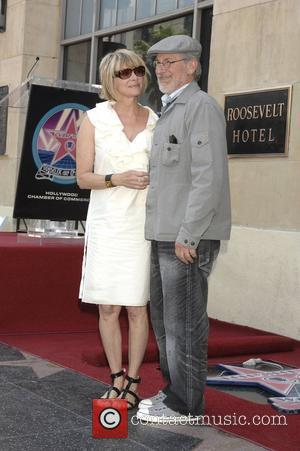 Steven Spielberg, Kate Capshaw, Star On The Hollywood Walk Of Fame, Walk Of Fame
