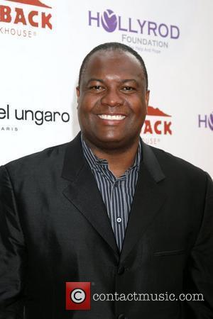 Rodney Peete CBS TCA Summer 08 party held at Boulevard 3  Los Angeles, California - 18.07.08