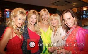 Sally Farmiloe, Cindy Jackson, Anneka Svenska, Liz Brewer and Ricardo Ribeiro