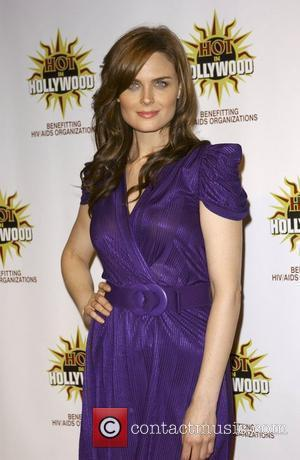 Emily Deschanel at the 3rd annual Hot In Hollywood held at The Avalon Los Angeles, CA - 18.08.08