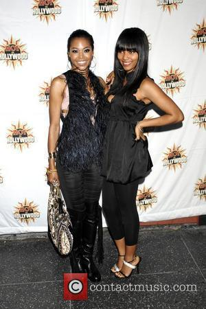 Amerie and Teairra Mari