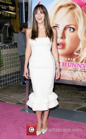 Katherine McPhee Premiere of 'House Bunny' at the Mann Village Theatre - Arrivals Los Angeles, California - 20.08.08