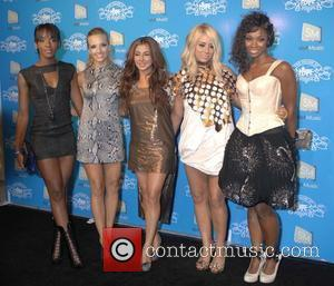 Danity Kane House of Hype MTV Video Music Awards party - arrivals Los Angeles, California - 07.09.08