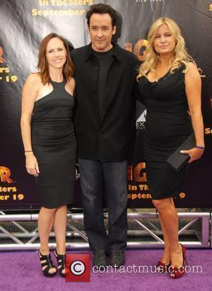 Molly Shannon, John Cusack and Jennifer Coolidge 'Igor' premiere - arrivals  Los Angeles, California - 13.09.08