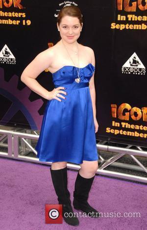 Rachel Fox 'Igor' premiere - arrivals  Los Angeles, California - 13.09.08
