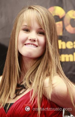 Debby Ryan 'Igor' premiere at Grauman's Chinese Theater - arrivals  Los Angeles, California - 13.09.08