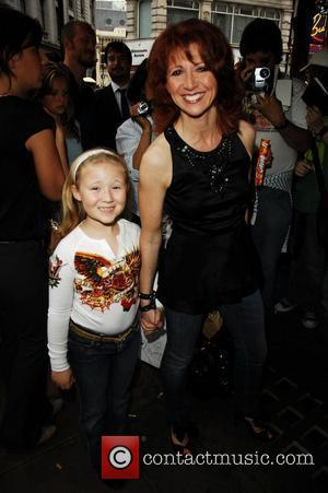 Bonnie Langford Into The Hoods - Opening night at the Aldwyc theatre London, England - 06.08.08