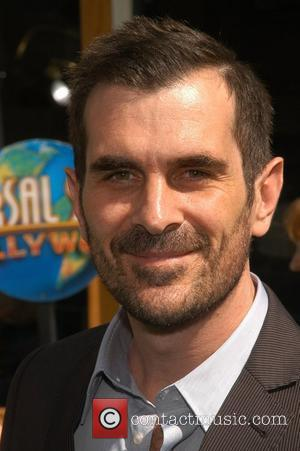 Ty Burrell, Incredible Hulk and Gibson Amphitheatre