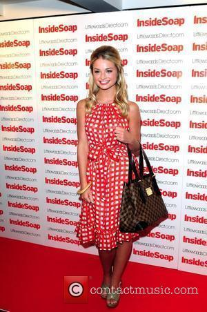 Emma Rigby  2008 Inside Soap Awards Nominations held at the Great John Street Hotel  Manchester, England - 14.07.08
