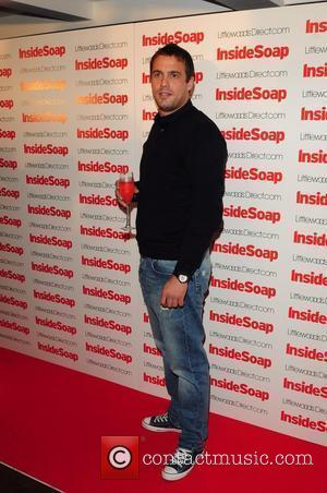 Jamie Lomas  2008 Inside Soap Awards Nominations held at the Great John Street Hotel  Manchester, England - 14.07.08