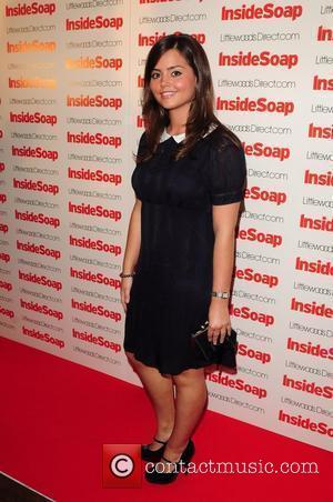 Jenna Louise Coleman  2008 Inside Soap Awards Nominations held at the Great John Street Hotel  Manchester, England -...