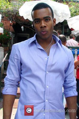 Mario (aka Mario Dewar Barrett) at the Ivy restaurant Los Angeles, California - 25.06.08
