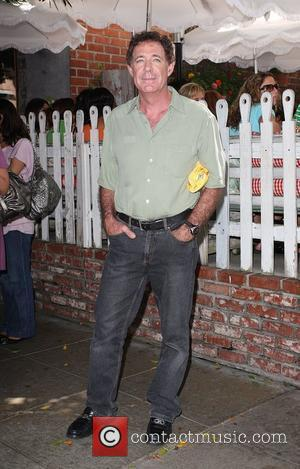 Barry Williams outside the Ivy restaurant Los Angeles, California - 21.07.08