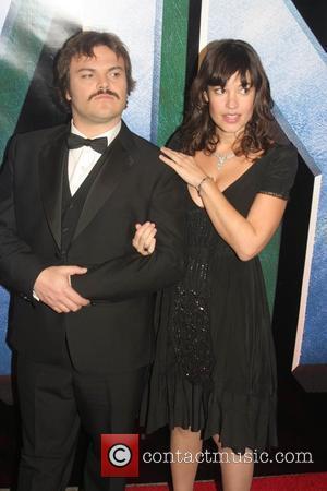 Jack Black and Angelina Jolie