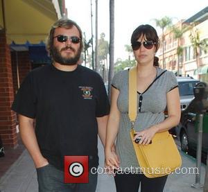 Jack Black and Pregnant Wife Tanya Haden