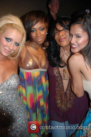 Aubrey O'Day, D Woods, Adina Howard and Jaslene Gonzalez