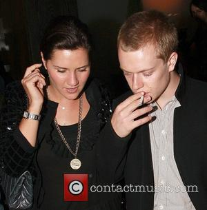 Alfie Allen leaving Nobu restaurant London, England - 17.07.08