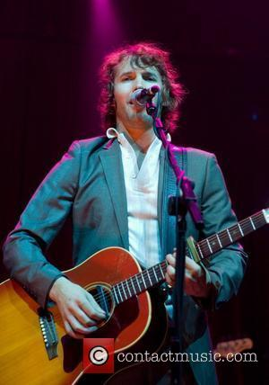 James Blunt  performs at the iTunes Festival at Camden's Koko London, England -12.07.08