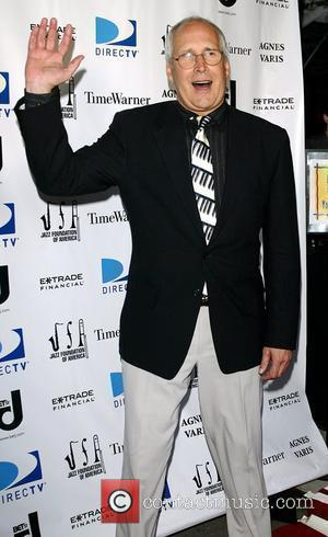 Chevvy Chase at the The Jazz Foundation of America presents 'A Great Night in Harlem' benefit concert New York City,...
