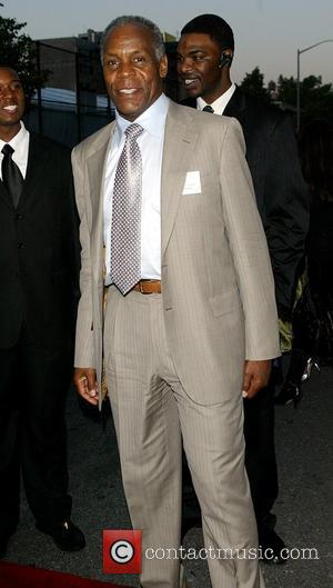 Danny Glover at the The Jazz Foundation of America presents 'A Great Night in Harlem' benefit concert New York City,...