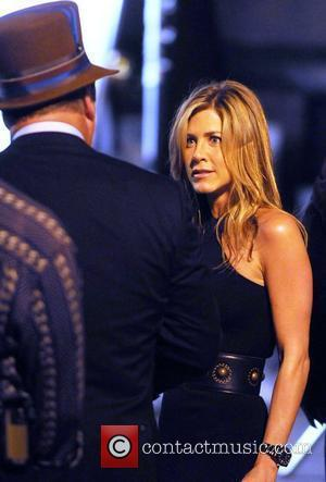 Alec Baldwin and Jennifer Aniston