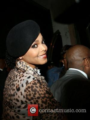 Janet Jackson and Jermaine Dupri Jermaine Dupri's 36th birthday party at Tenjune New York City, USA - 23.09.08