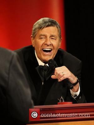 Jerry Lewis Jerry Lewis MDA Labor Day Telethon Live held at The South Point Hotel and Casino Las Vegas, Nevada...