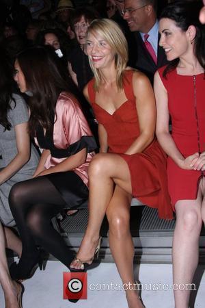 Jessica Alba, Claire Danes and Narciso Rodriguez