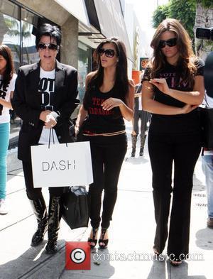 Kris Jenner and Kim Kardashian
