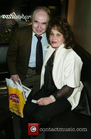 Joe Franklin and Karen Black