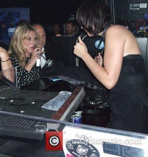 Kate Moss and Djane