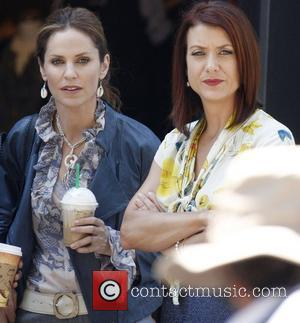 Kate Walsh and Amy Brenneman