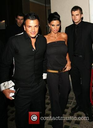 Peter Andre Out Of Hospital