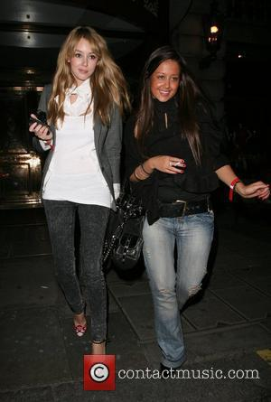 Keeley Hazell appeared to cut her night short, and left Chinawhite nightclub at 1am, after only an hour inside. London,...