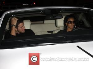 Keisha Cole leaving bar and club Villa Los Angeles, California - 20.09.08