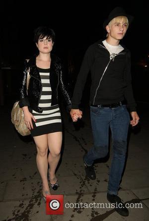 Kelly Osbourne and Boyfriend Luke Howell