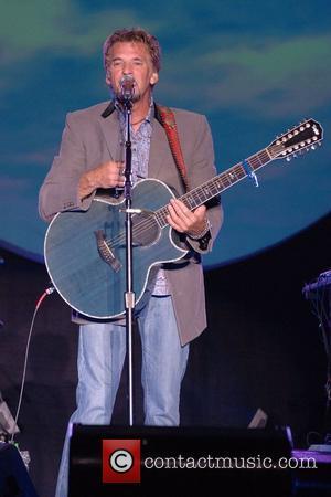 Kenny Loggins performing live in concert at Chumash Casino Resort Santa Barbara, California - 10.07.08