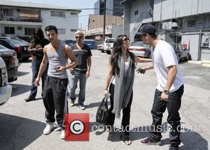 Mark Ballas, Dancing With The Stars and Kim Kardashian