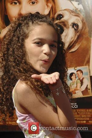 Madison Pettis Los Angeles premiere of 'Kit Kittredge: An American Girl' at the Grove Los Angeles, California - 14.06.08