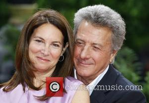 Dustin Hoffman and His Wife Lisa Gottsegen
