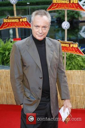 Udo Kier German premiere of Kung Fu Panda at CineStar Sony Center movie theatre Berlin, Germany - 23.06.08