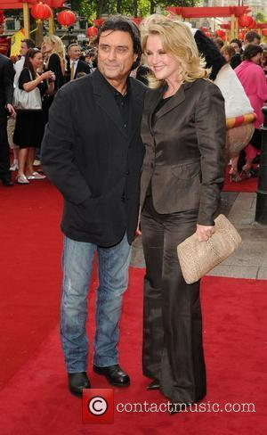 Ian McShane 'Kung Fu Panda' UK premiere - arrivals held at Vue West End London, England - 26.06.08