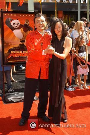 James Hong Kung Fu Panda Los Angeles premiere Grauman's Chinese Theatre Los Angeles, California - 01.06.08