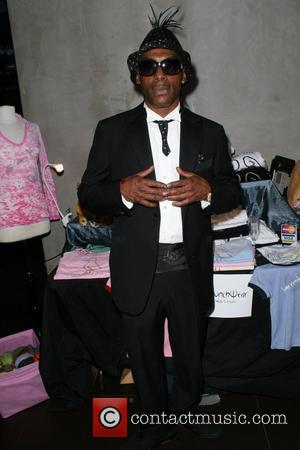 Coolio LA Fashion Corner 2008 Quarterly Fashion Show to benefit victims of sexual assault, held at the The Elevate Lounge....